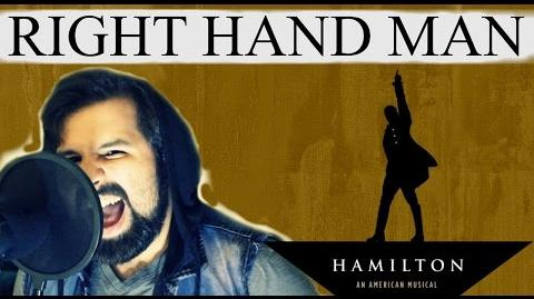 Right Hand Man - Caleb Hyles (from Hamilton)