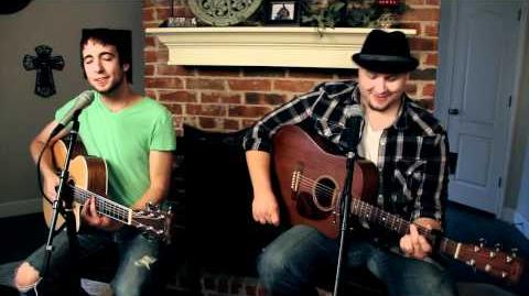 I'm Yours Cover- Justin Robinett & Chris Hudgins