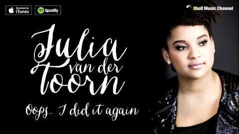 Julia Zahra - Oops...I Did It Again