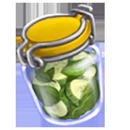 Cucumber Watercress Salad