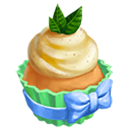 Sweet Tea Cupcake
