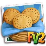Arrowroot Biscuits