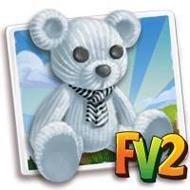 Cotton Teddy Bear