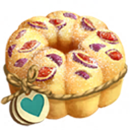 Heirloom Fig Cake