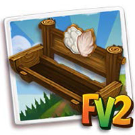 Level 1 Wool, Fur, & Raisin Trough