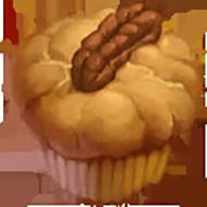 Pecan Muffin