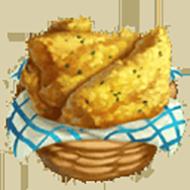 Butter Herb Perch Fillets