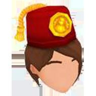 Female Keeper's Hat