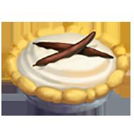 Vanilla Cream Pie