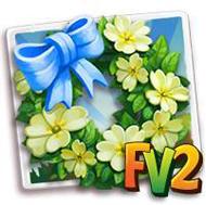 Primrose Wreath