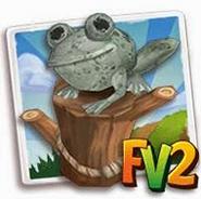 Frog Garden Statue