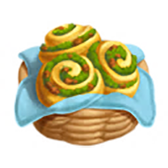 Spinach Pinwheel