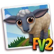 Baby VIP Bleu Du Maine Sheep