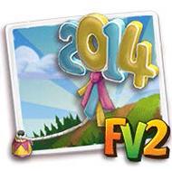 2014 Party Balloon