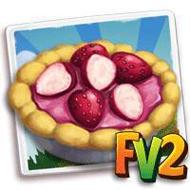 Musk Strawberry Pie