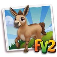 Tan Provence Donkey