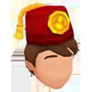 Male Keeper's Hat