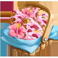 Hibiscus Scone