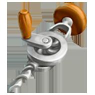 Hand Crank Drill