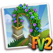 Lively Flower Archway Pack