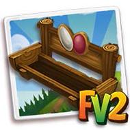 Level 1 Egg Trough