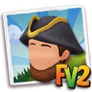 Male Pirate Hat