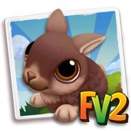 Baby Torte Swiss Fox Rabbit