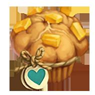 Heirloom Mango Muffin