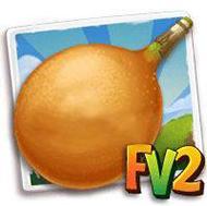 Golden Passion Fruit