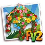 Wildflower Gazebo
