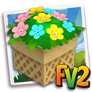 Parlor Flower Box