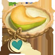Heirloom Pear Tart