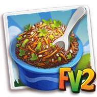 Pepper Fried Rice