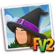 Female Witch Hat