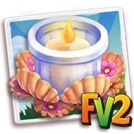 Floral Tealight Holder