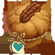 Heirloom Pecan Muffin