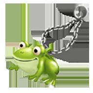 Frog Charm