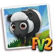 Baby Cosplay Sheep