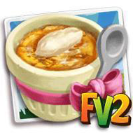 Clotted Cream Pudding