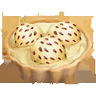 Pineberry Tart