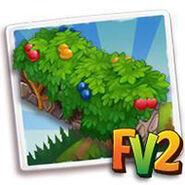 Fruit Vine Wall