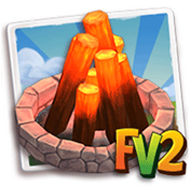 Fall Fire Pit