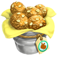 Oat Bunny Biscuit