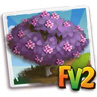 Forest Pansy Tree