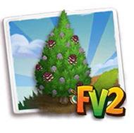 Heirloom Noble Fir Tree