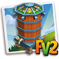 Level 5 Water Tower