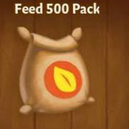 Feed 500 Pack