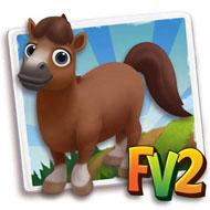 Mini Budyonny Horse