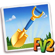 Gold Prize Shovel