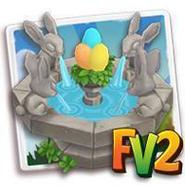 Rabbit Fountain
